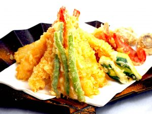 Tempura Shrimp & Vegetables