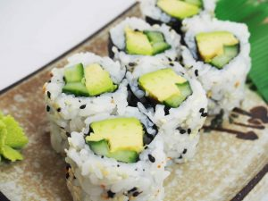Vegetarian California Roll